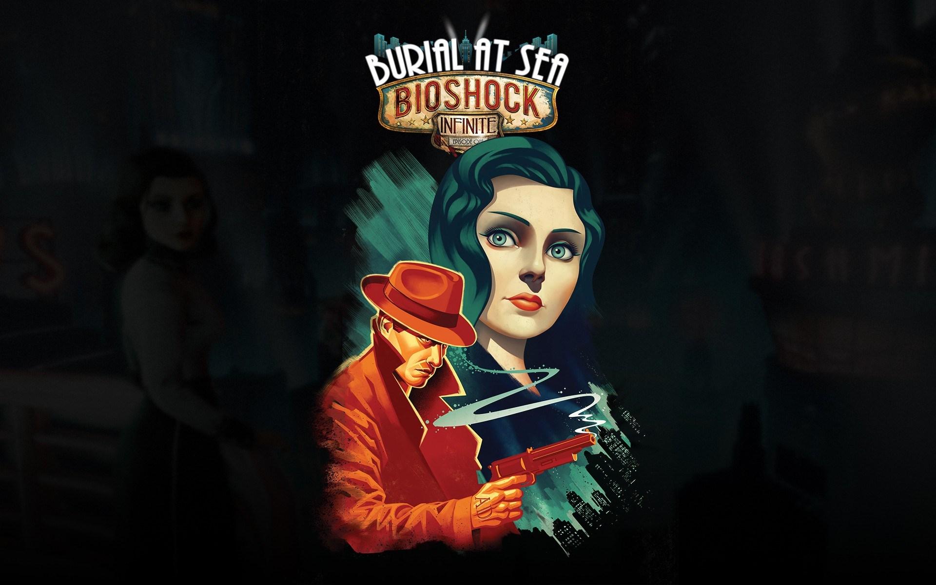 Bioshock Infinite Game Art