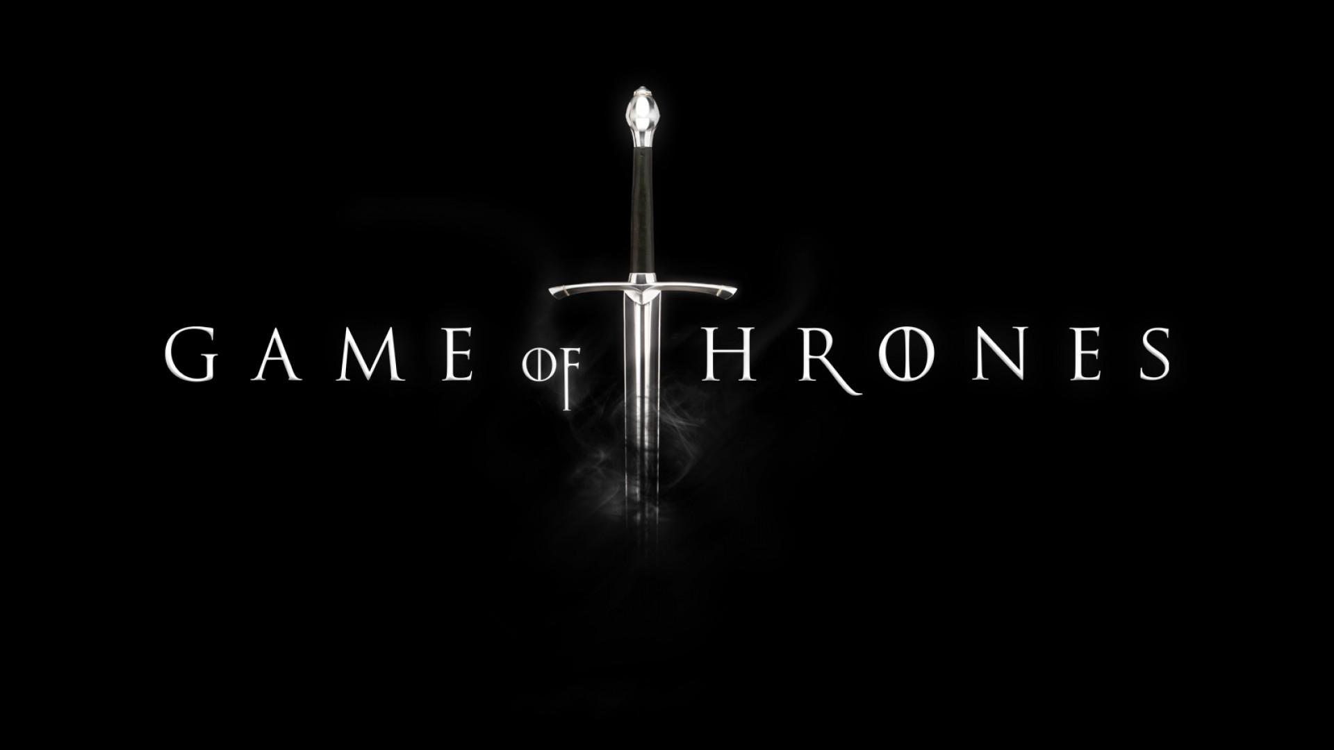 Game Of Thrones Logo Wallpaper 1920x1080 27716