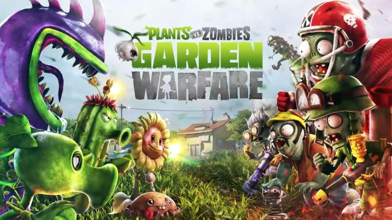 Game Plants vs Zombies Garden Warfare