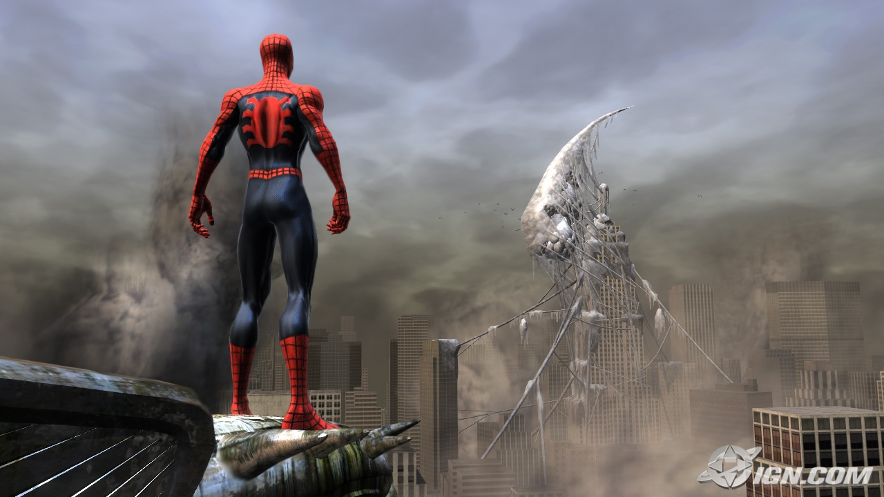 ... Spider-Man Web of Shadows – XBOX 360