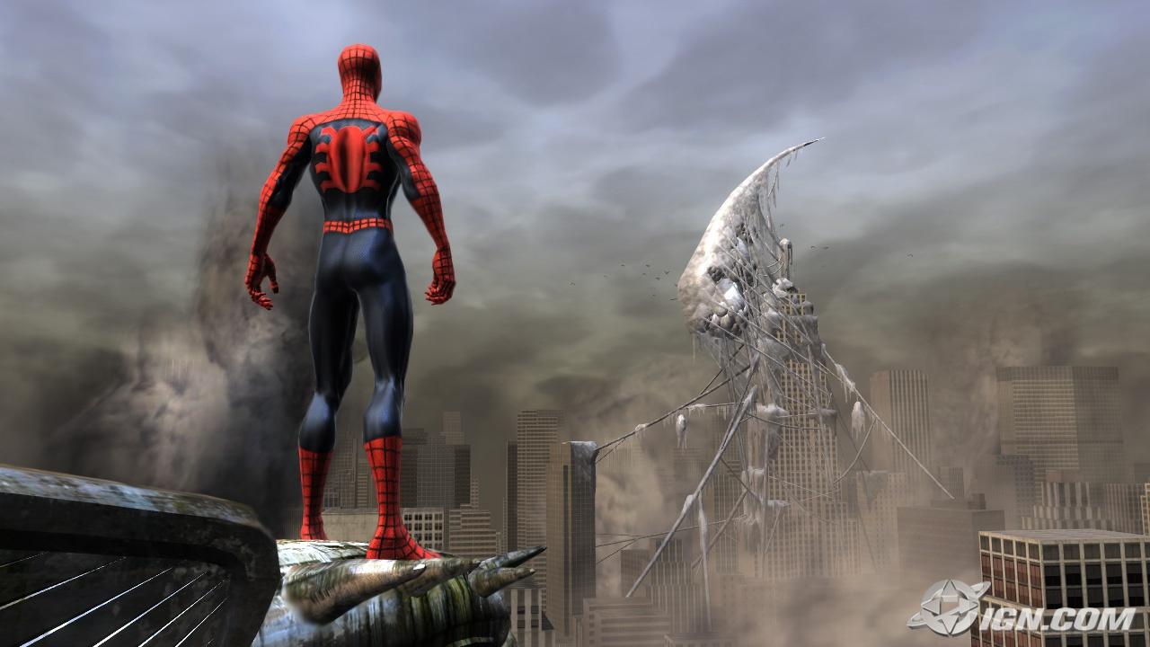 Game Spider-Man