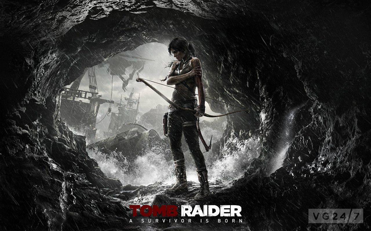 Game Tomb Raider Art