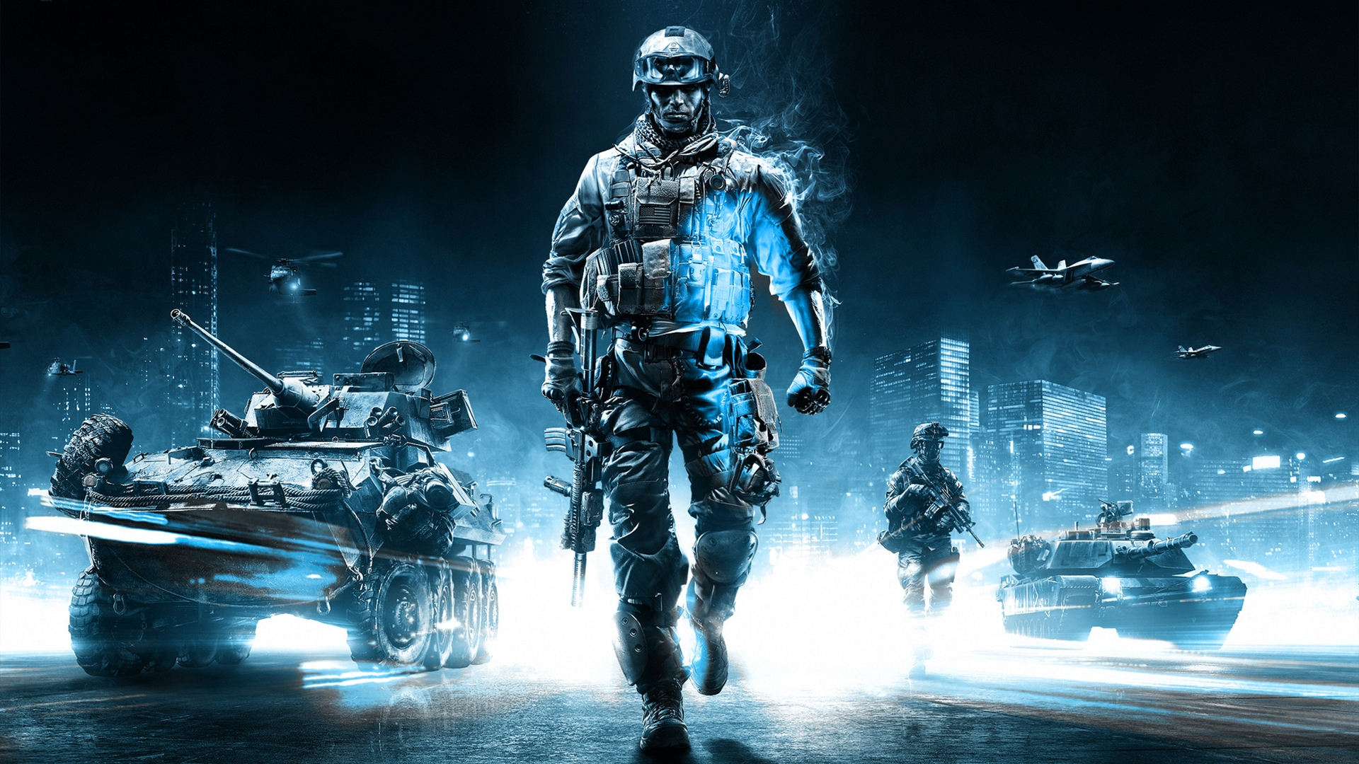 Battlefield 3 Game Wallpapers