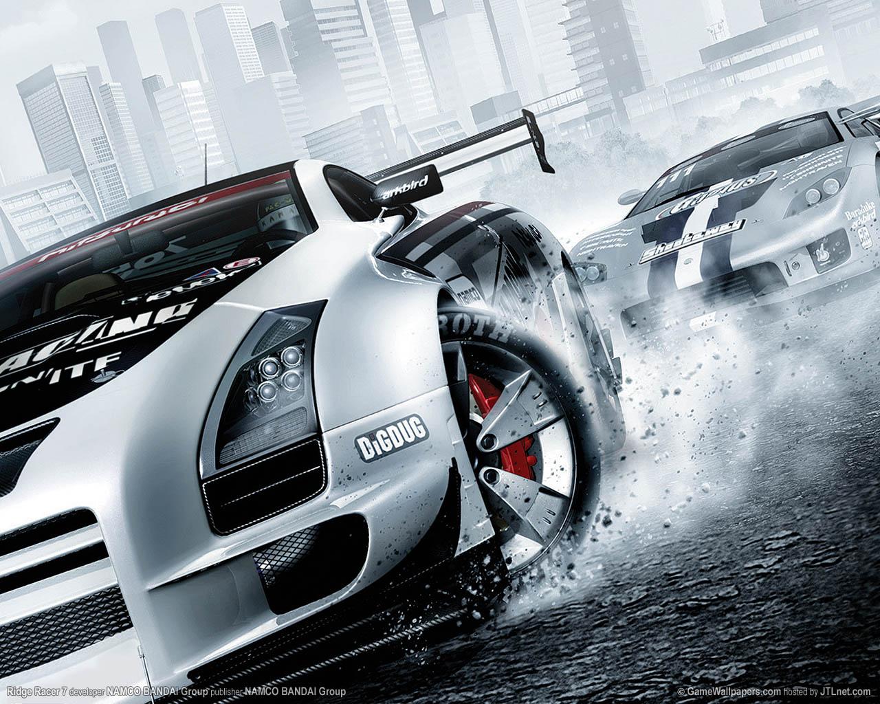 Ridge Racer Wallpaper ...