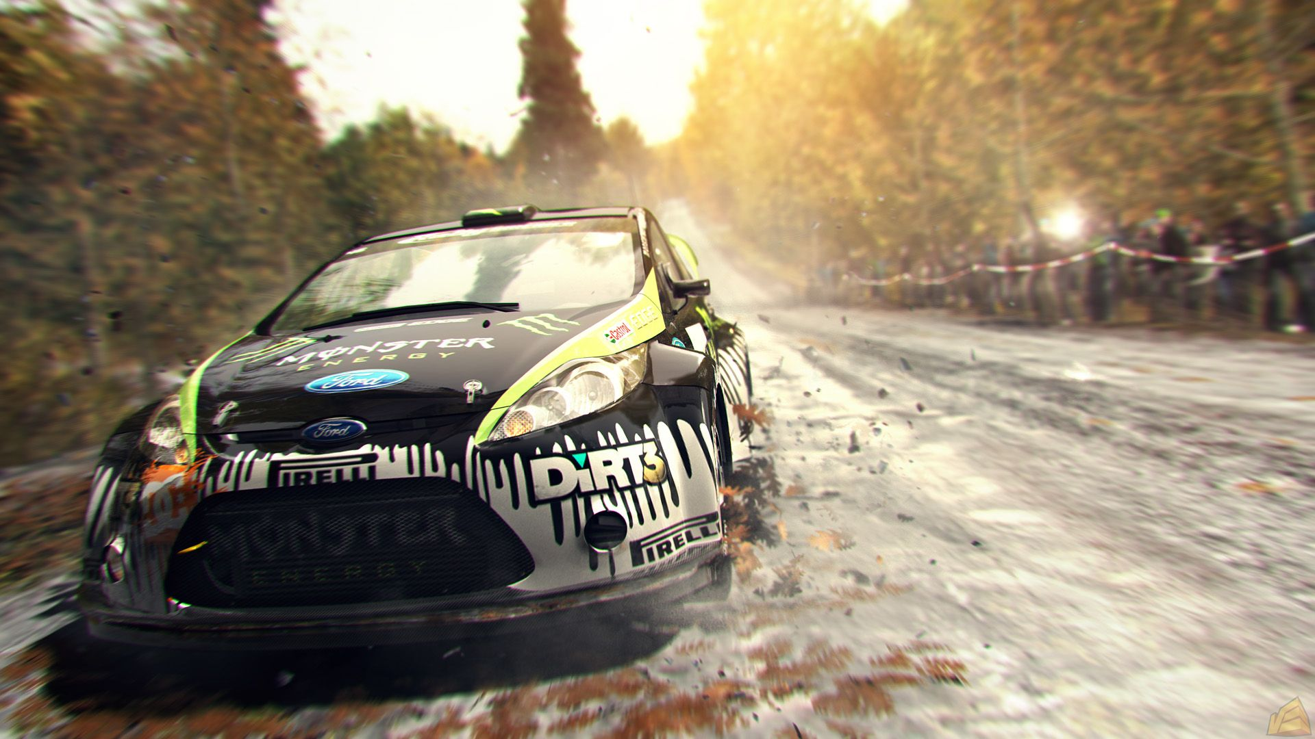 Dirt Game Wallpapers Hd