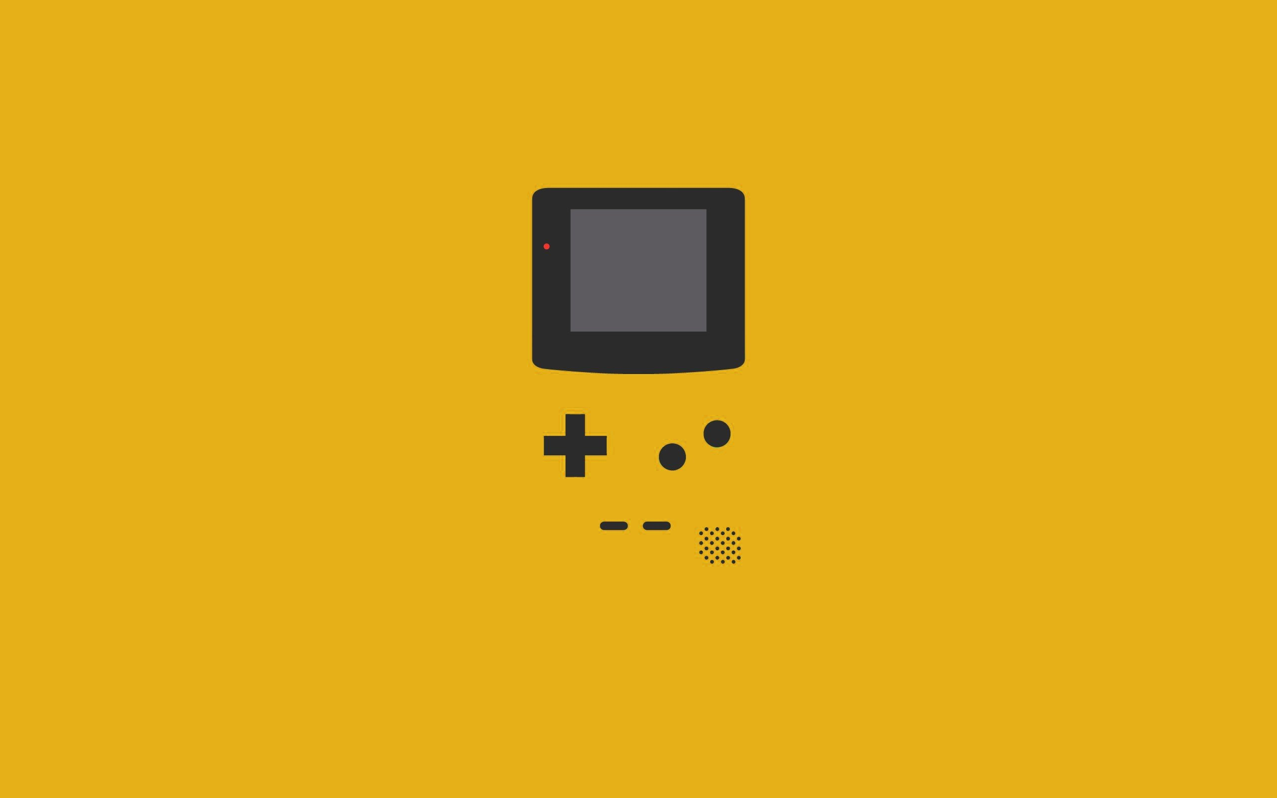 Gameboy Logo Wallpaper
