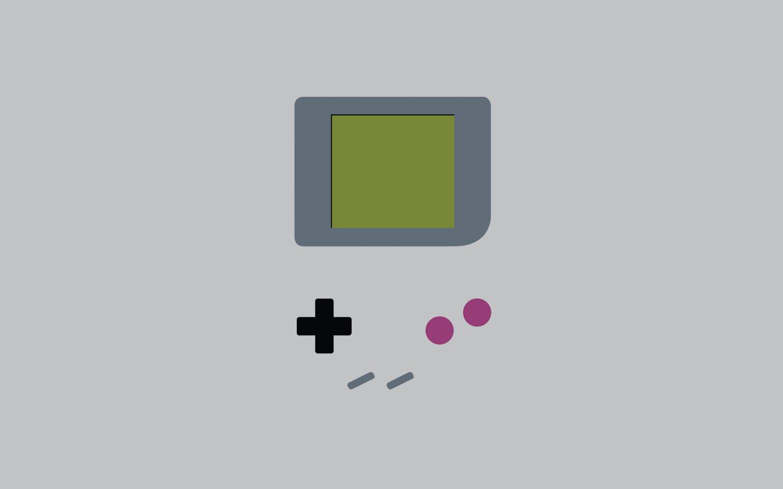Minimalist Gameboy Original Color (1440 x 900 Px) ...