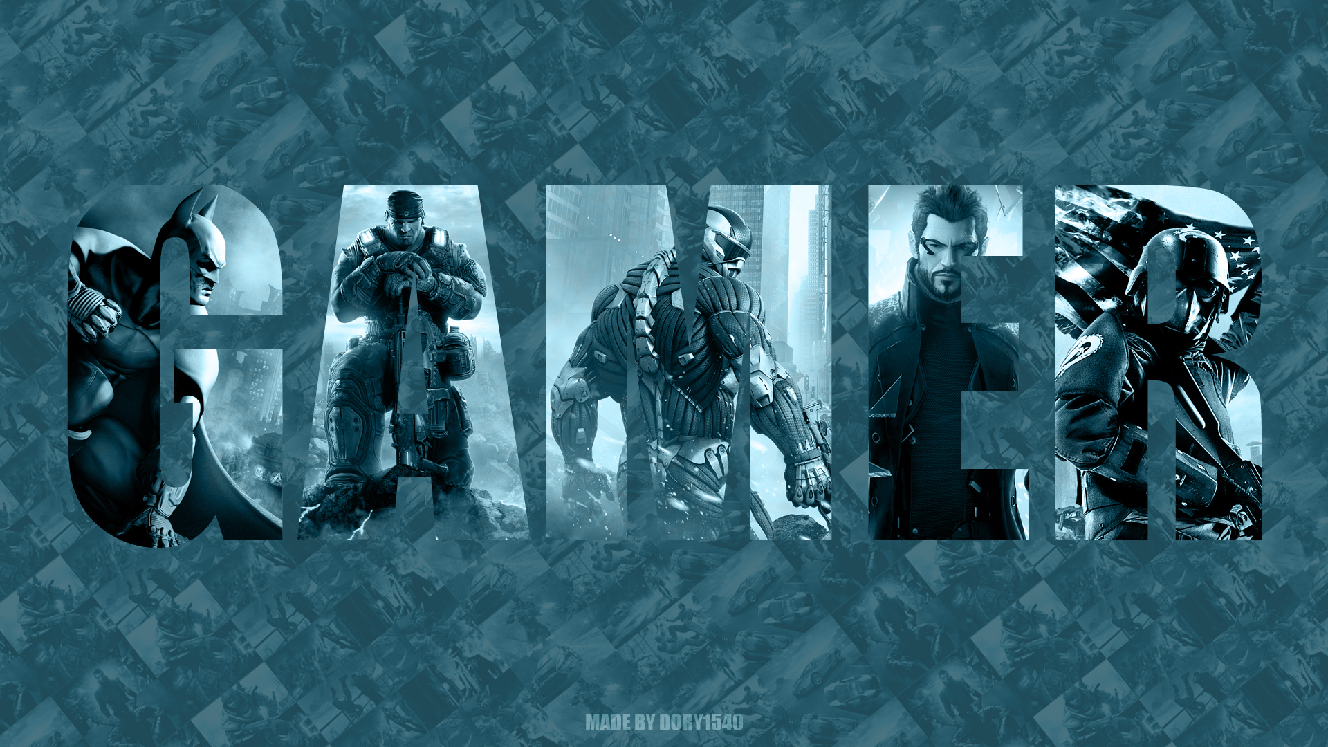 Media RSS Feed Report media GAMER WALLPAPER HD (view original)