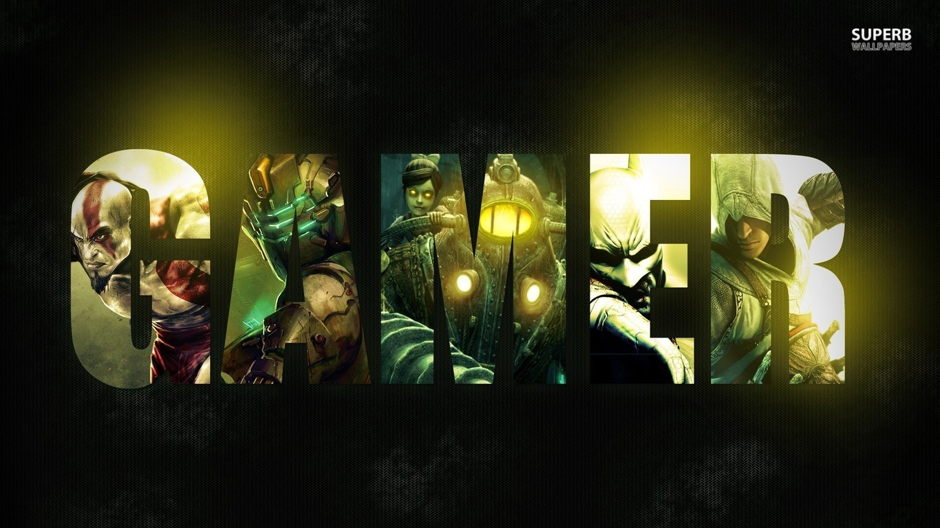 Gamer Wallpaper