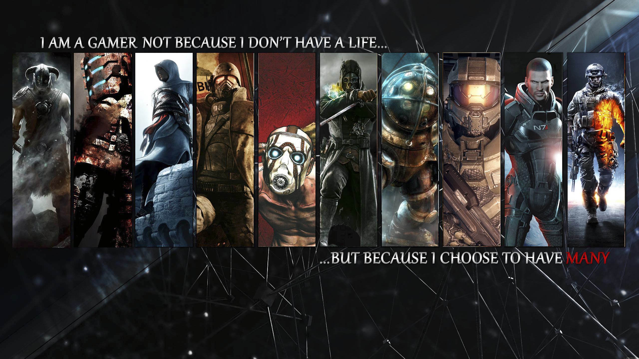 Games Wallpaper  2560x1440 78896