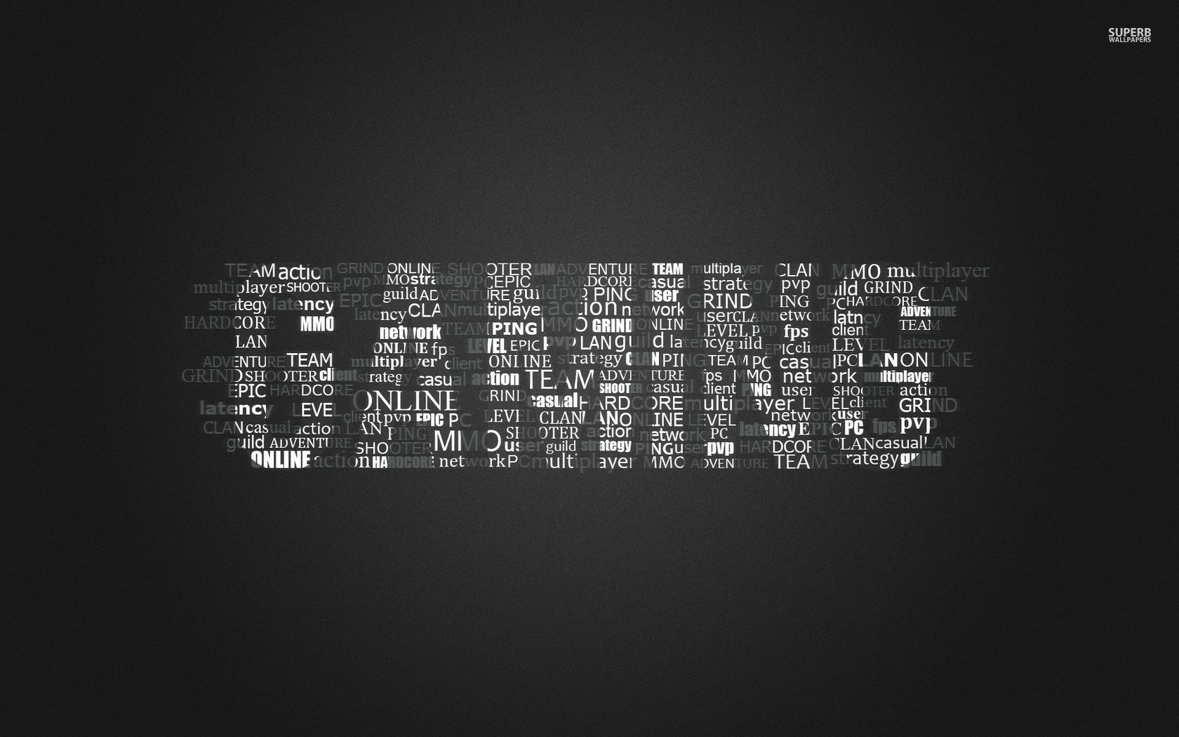 Gaming wallpaper 1680x1050