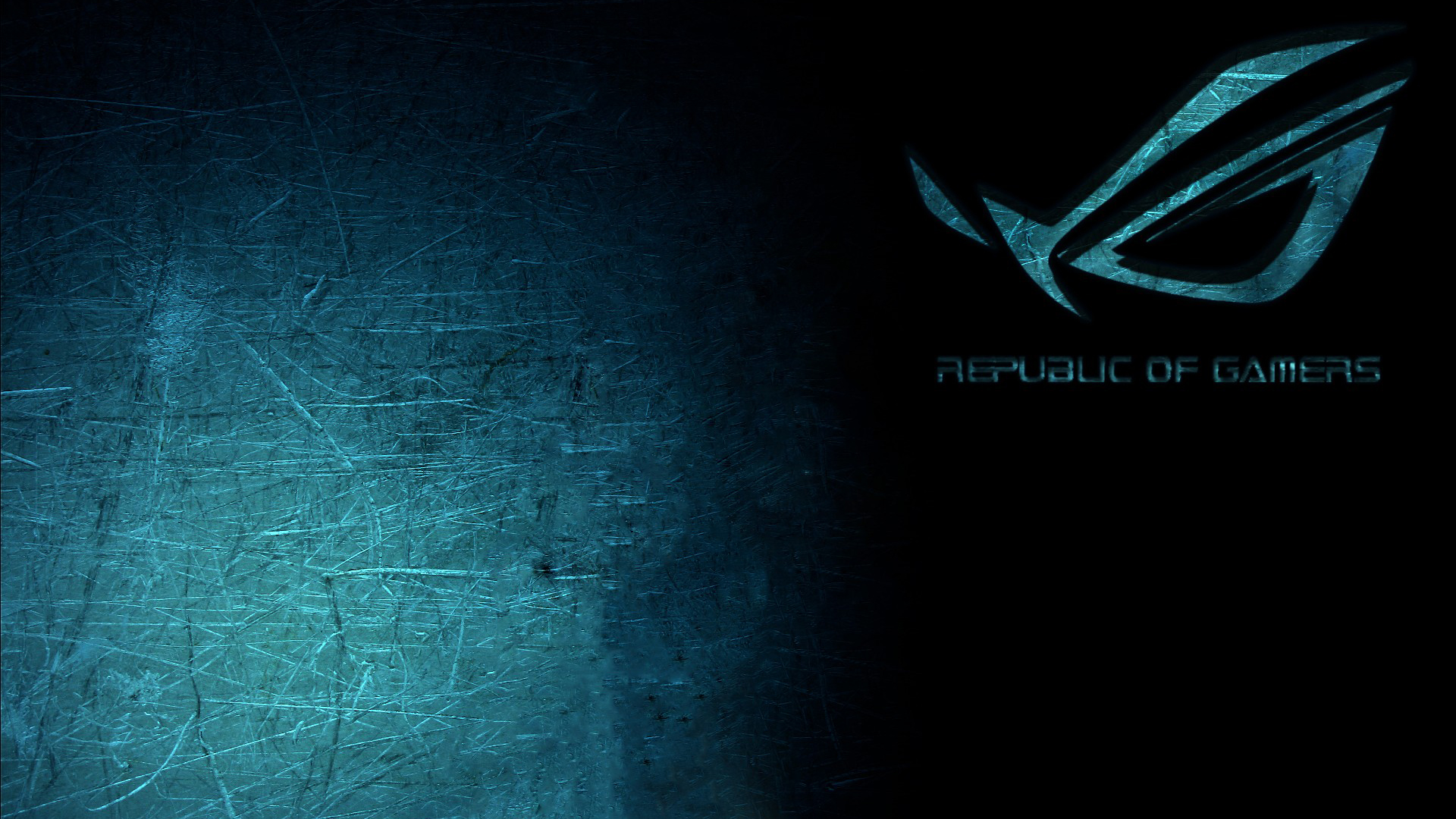 Gaming Backgroundsgames Blue Republic Metalic Wallpapers Wallpaper