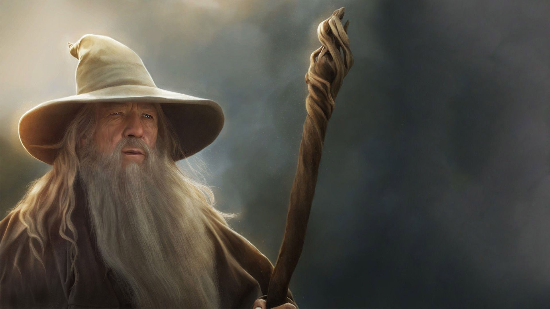 Gandalf - The Lord of the Rings wallpaper