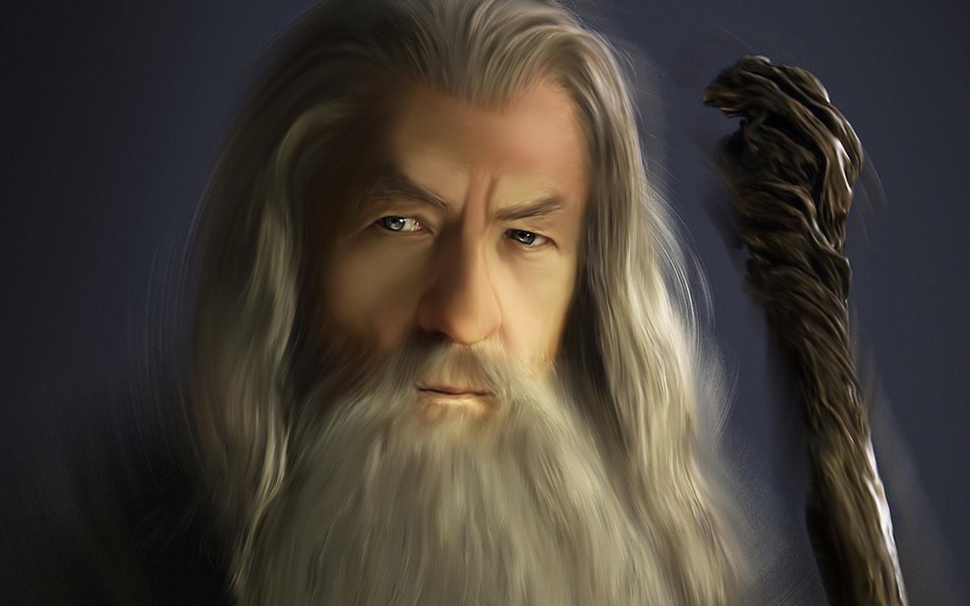 Gandalf art