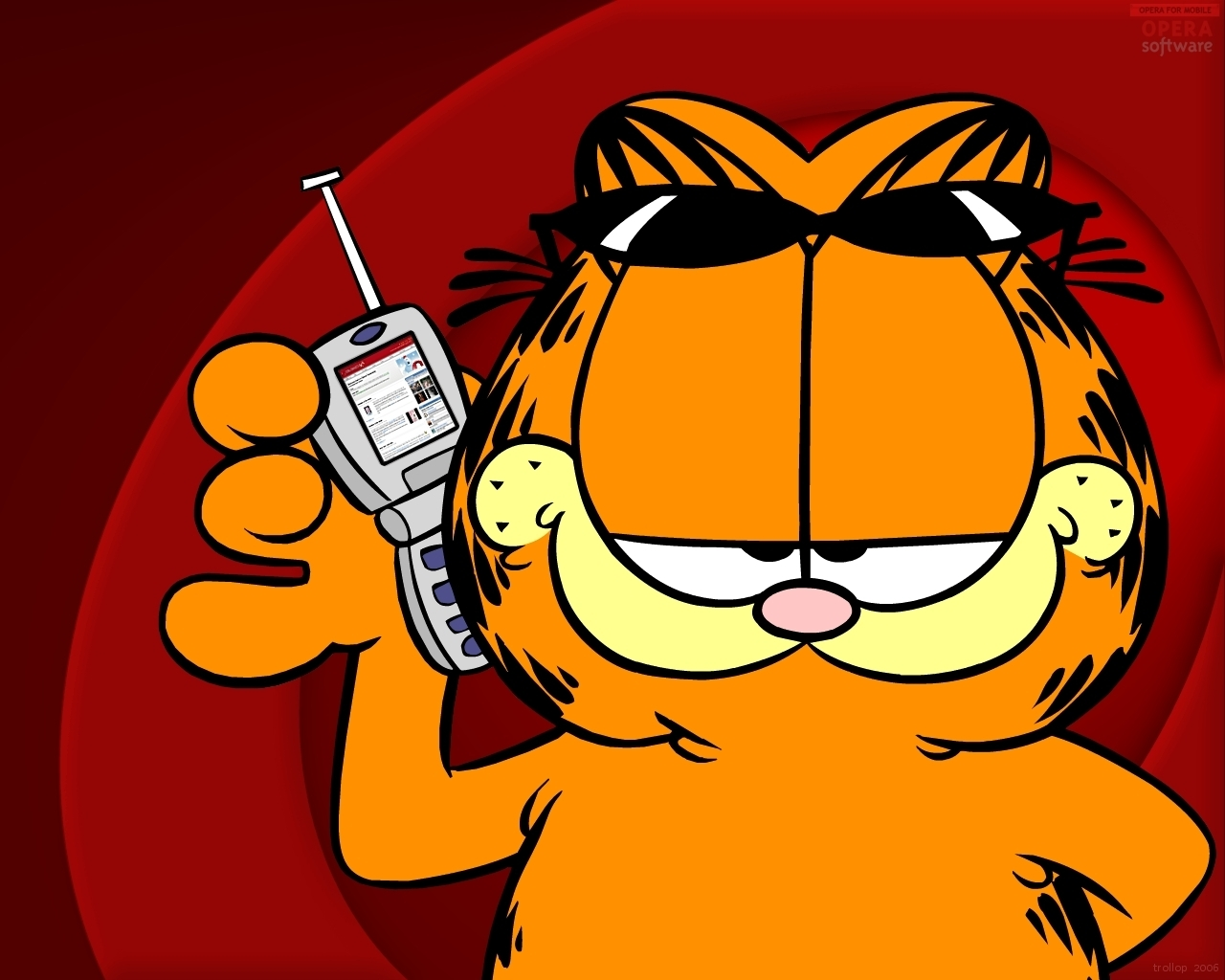 garfield wallpaper - garfield Wallpaper