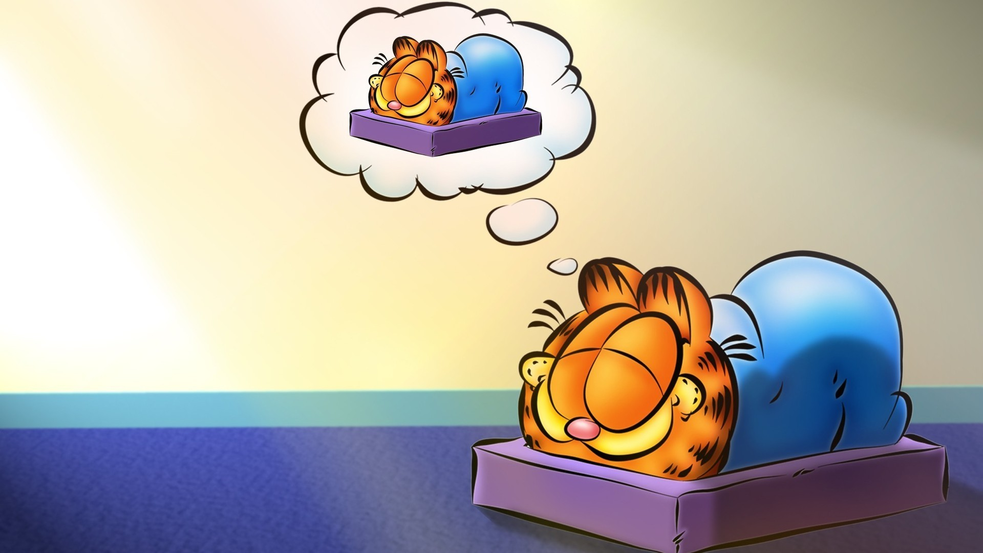 Free Garfield Wallpaper