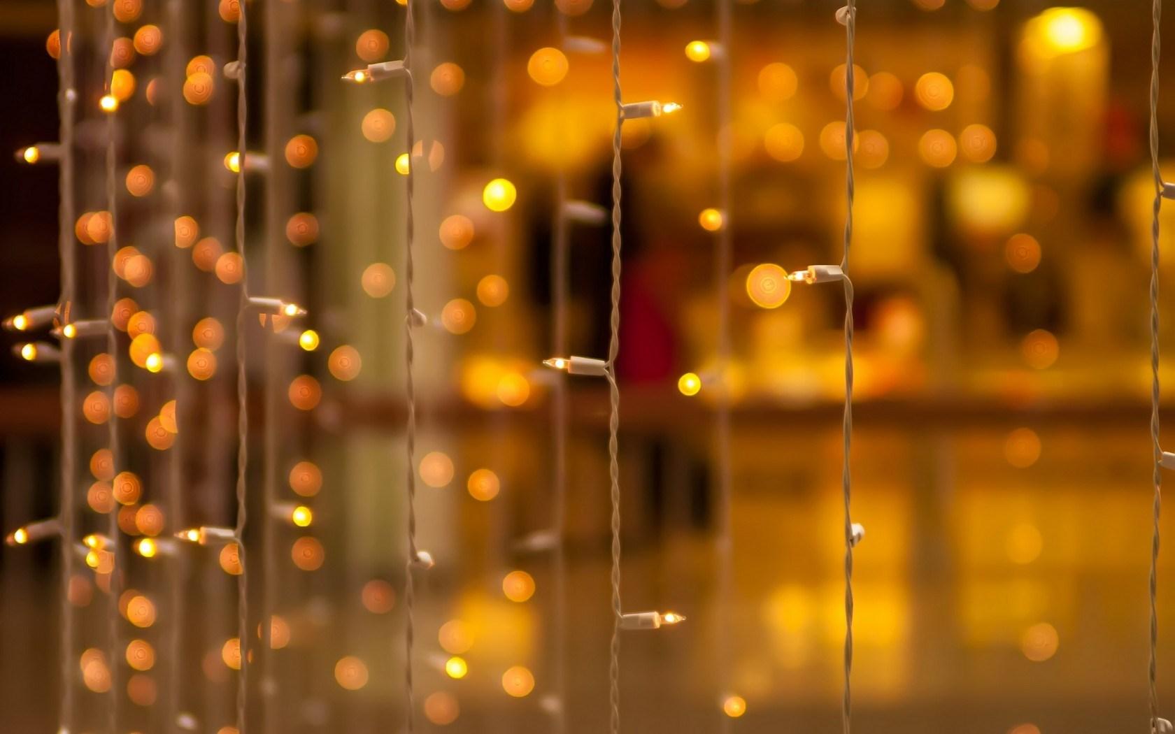 Garland Lights New Year