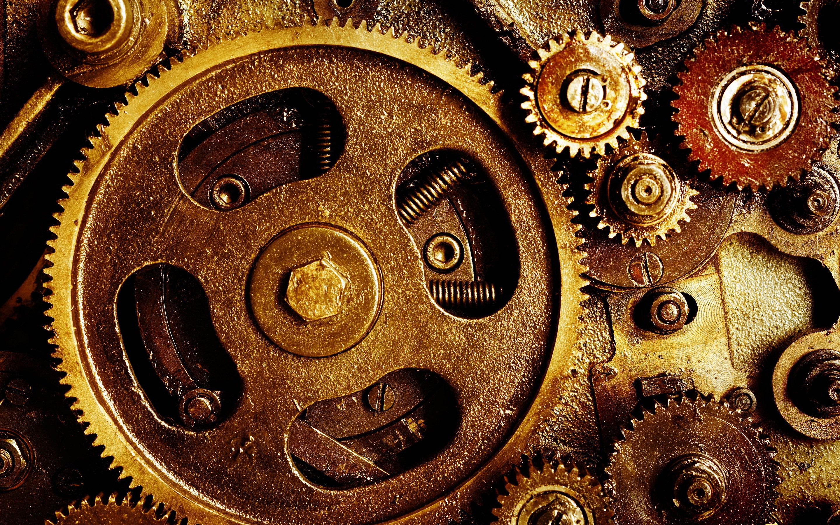 Gears mechanism