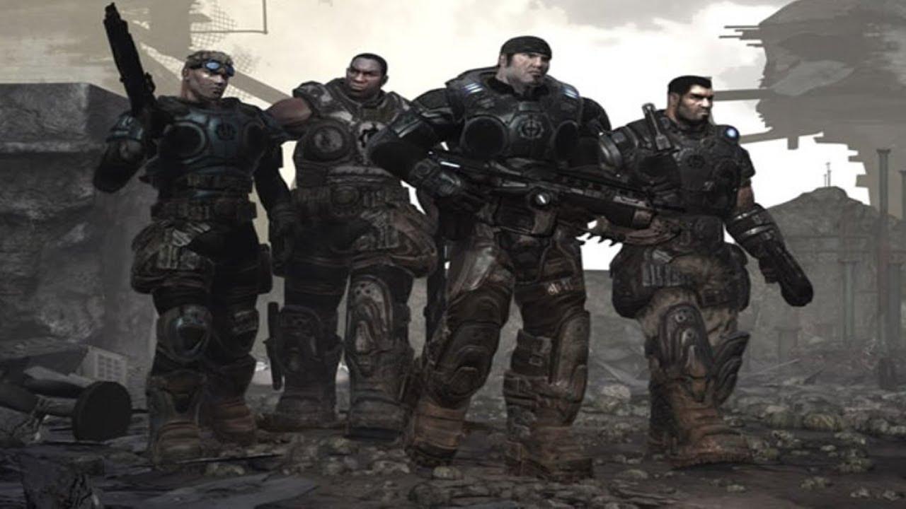 Gears of War Pelicula Completa Español