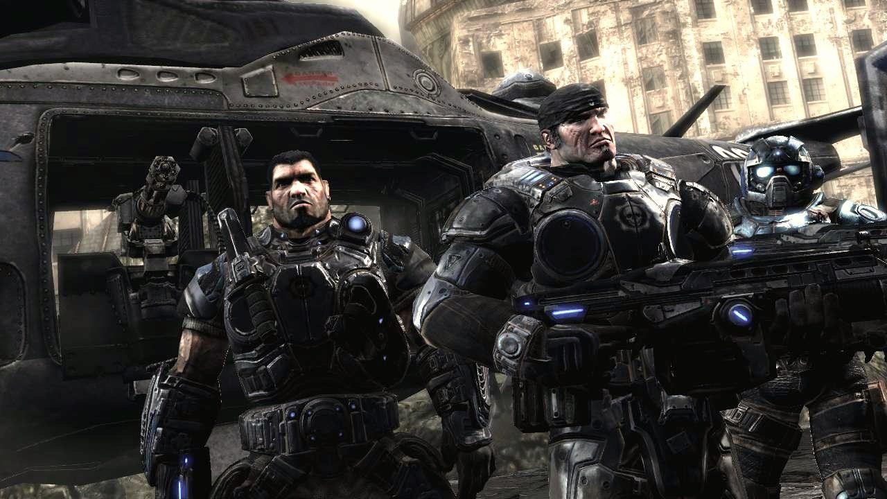 Gears of War 1 Screenshot