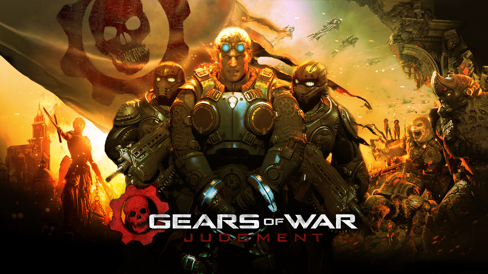Future Gears of War Judgment players heading to the largest game retailer will be happy to know pre-ordering through Gamestop grants you much more than a ...