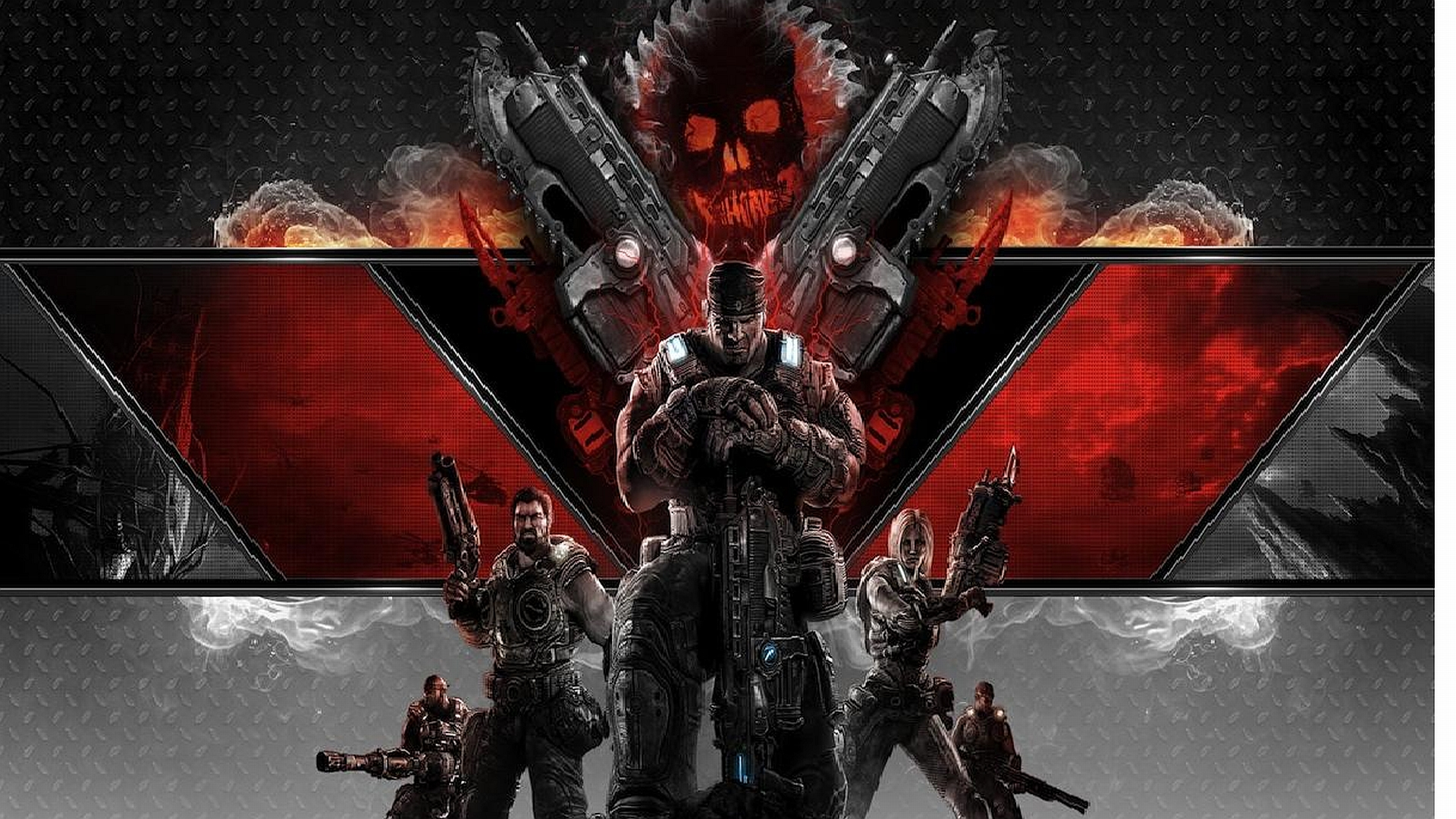 Gears Of War Wallpaper
