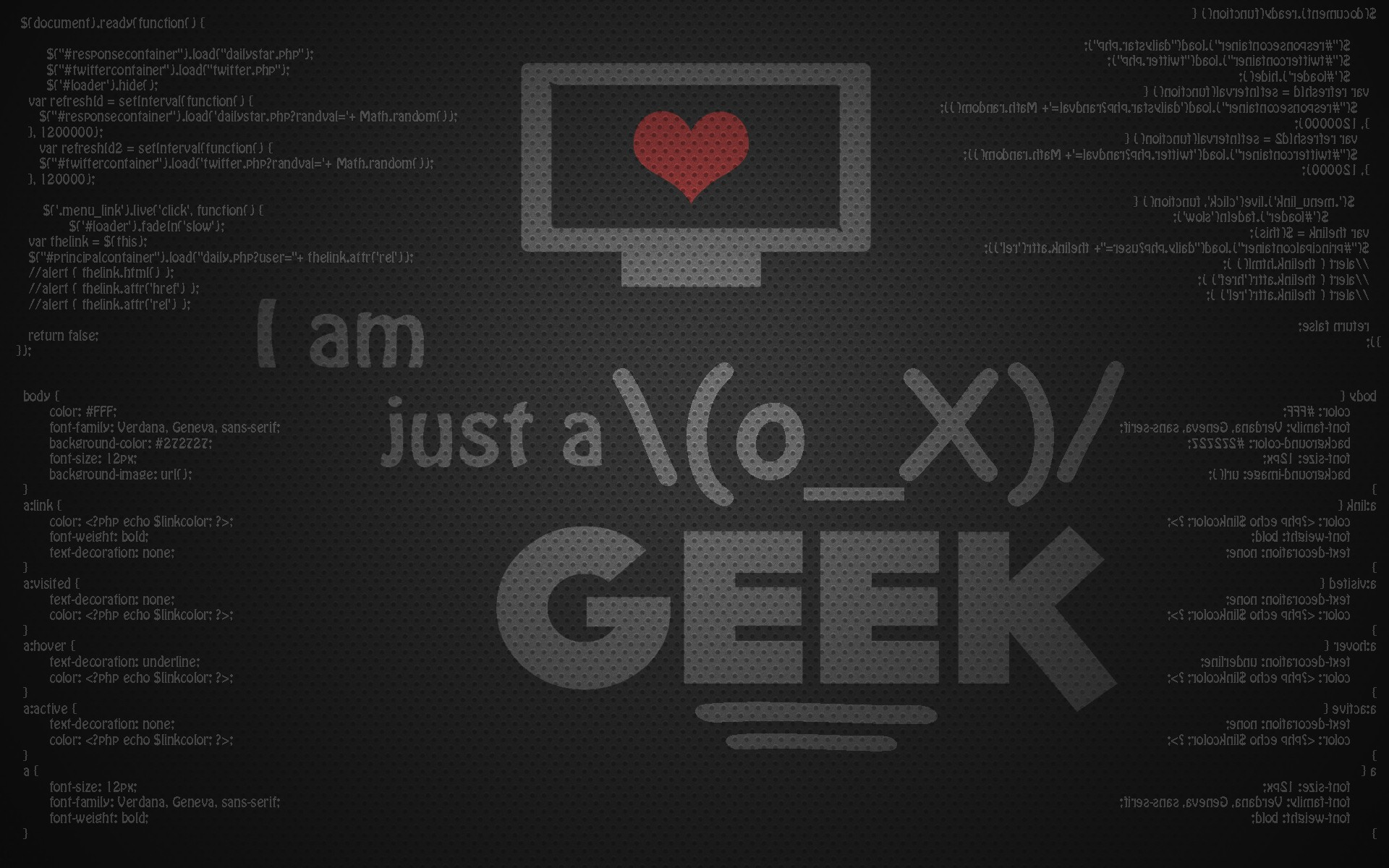Geek Wallpaper