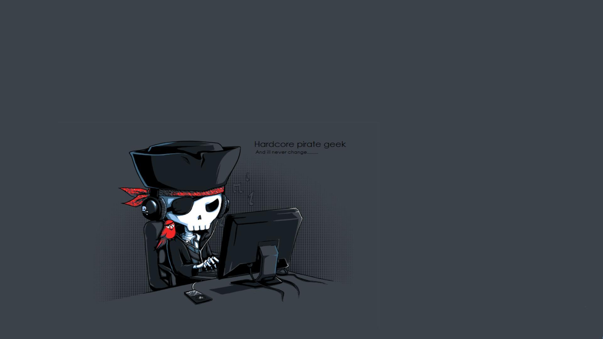 Pirate geek 1920x1080