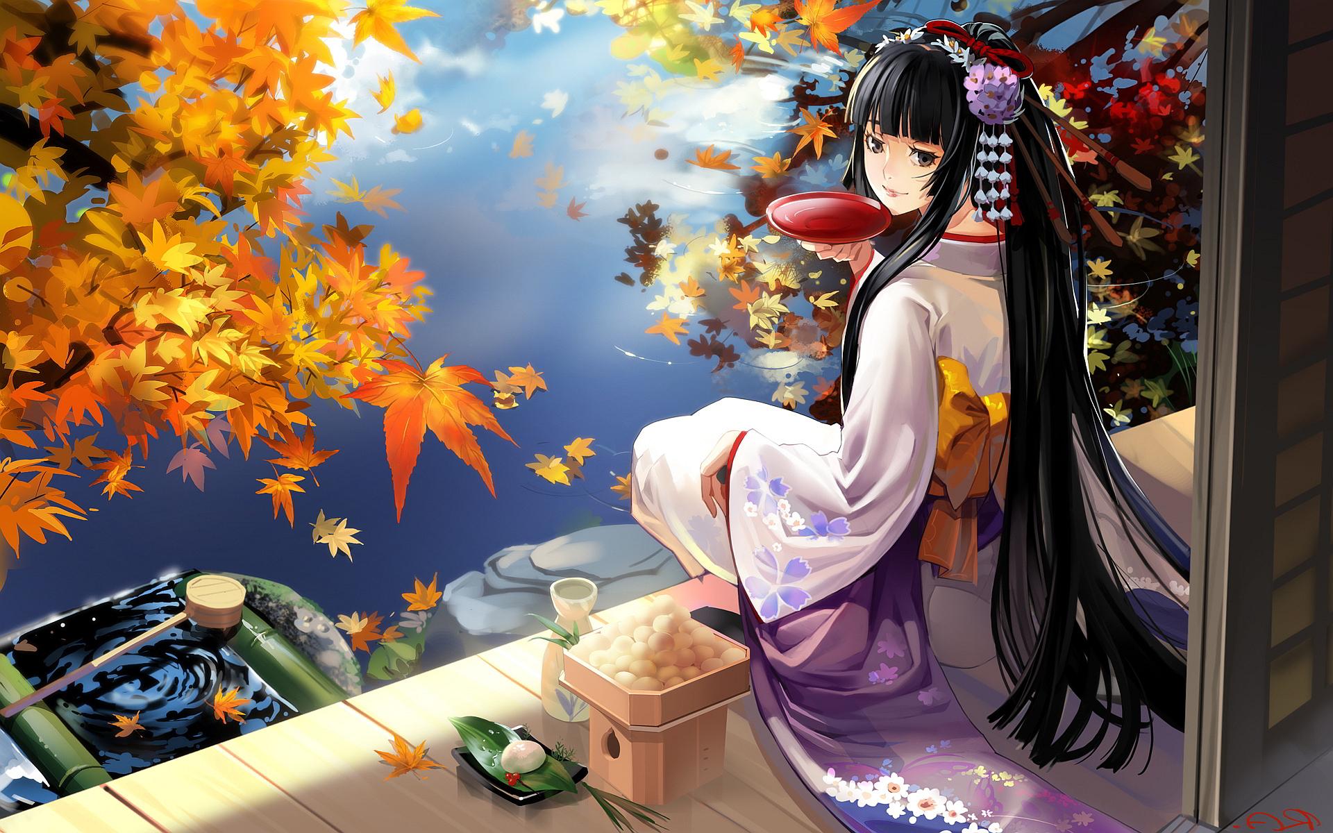 Geisha Anime