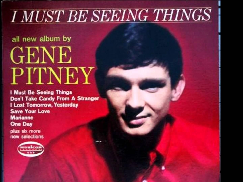 Gene Pitney Half Heaven Half Heartache