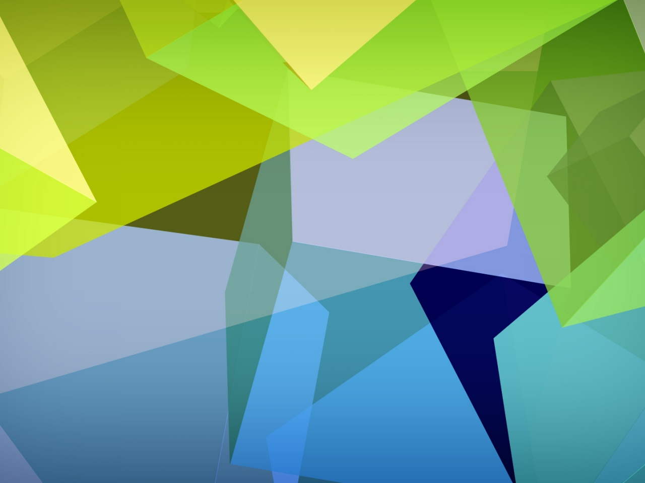 Abstract Geometric Colored Shapeswallpapers Desktop Wallpaper