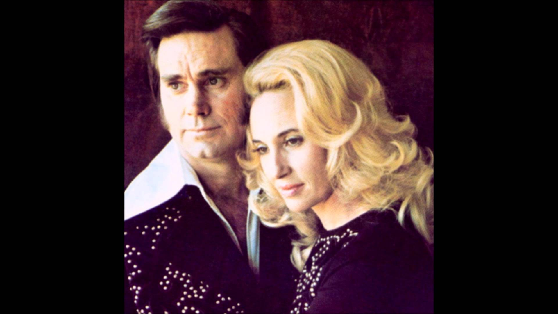 George Jones & Tammy Wynette - We're Gonna Hold On