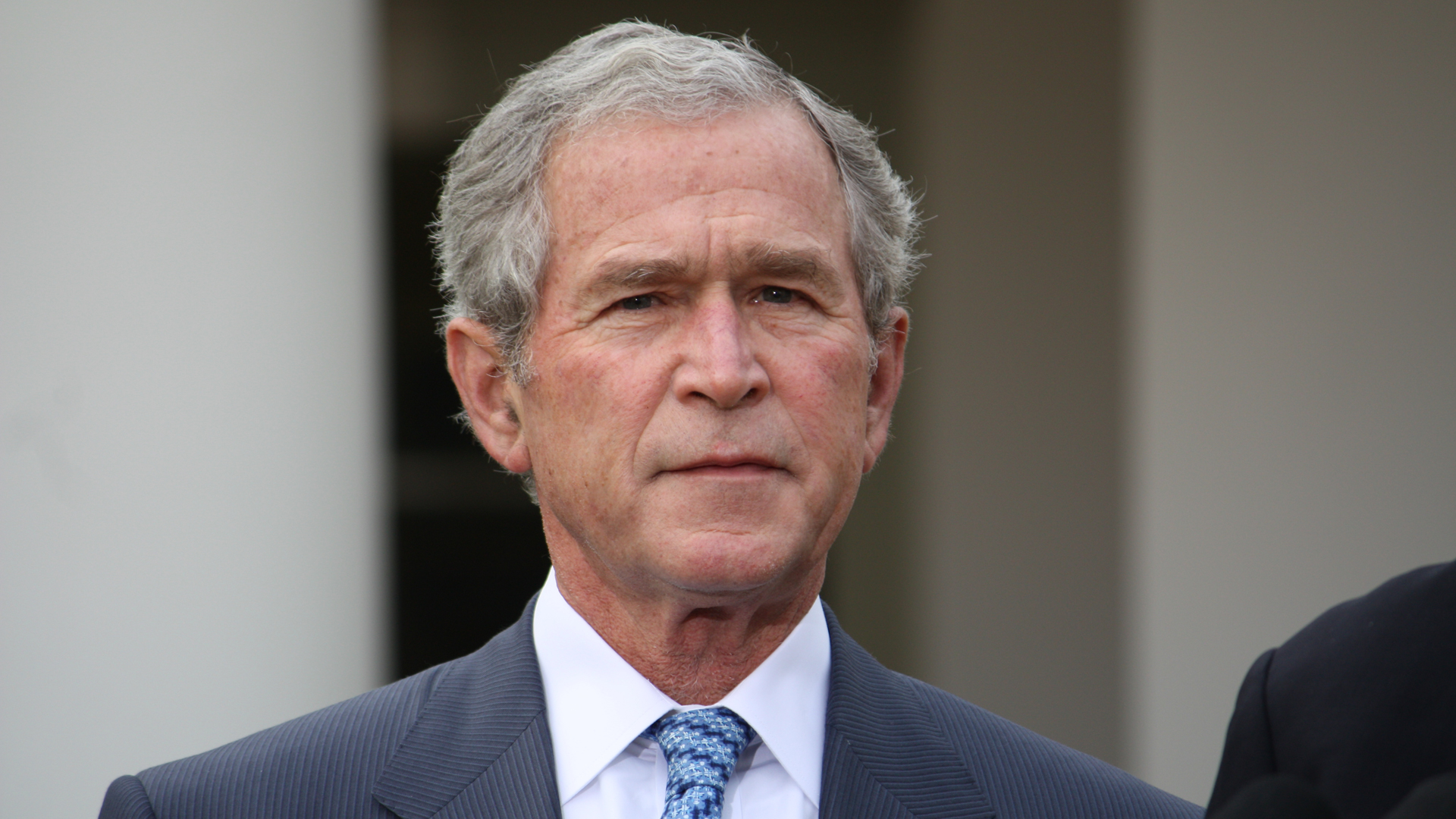Man Arrested After Allegedly Threatening to Kill George W. Bush