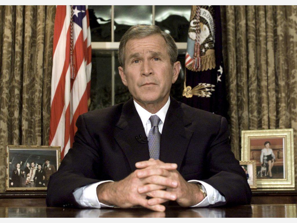 George W. Bush. Description