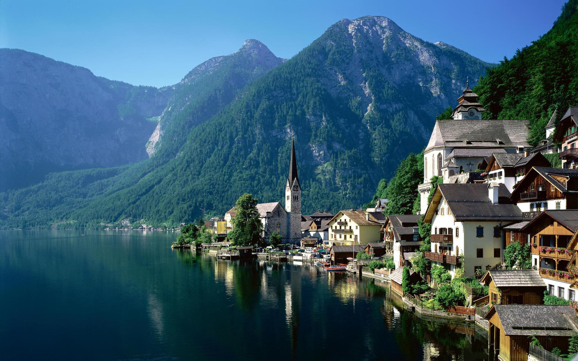 Germany lakes mountains wallpaper HQ WALLPAPER - (#177047)