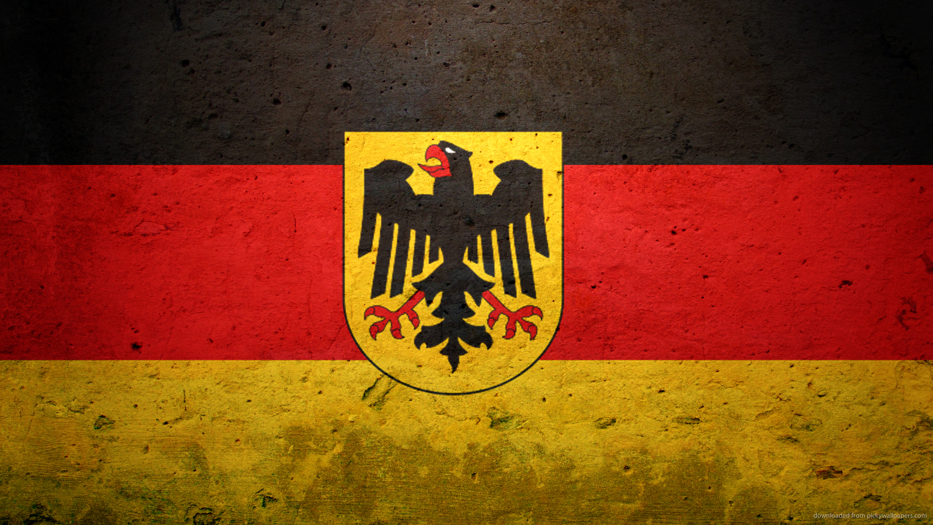 ... [orientation] => horizontal [ratio] => 16x9 [color] => [itemTitle] => Array ( [0] => wallpaper [1] => wallpapers ) [options] => Array ( ) ) German Flag ...