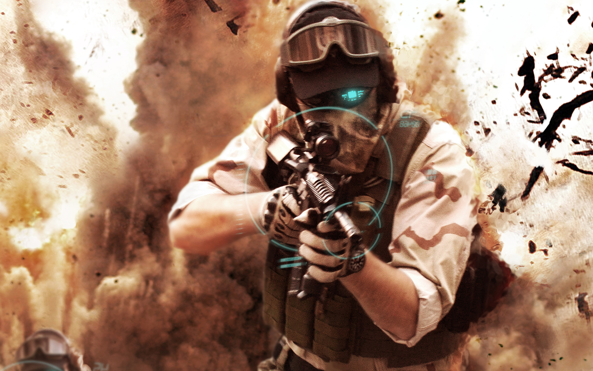 9 Fav Ghost Recon Future Soldier