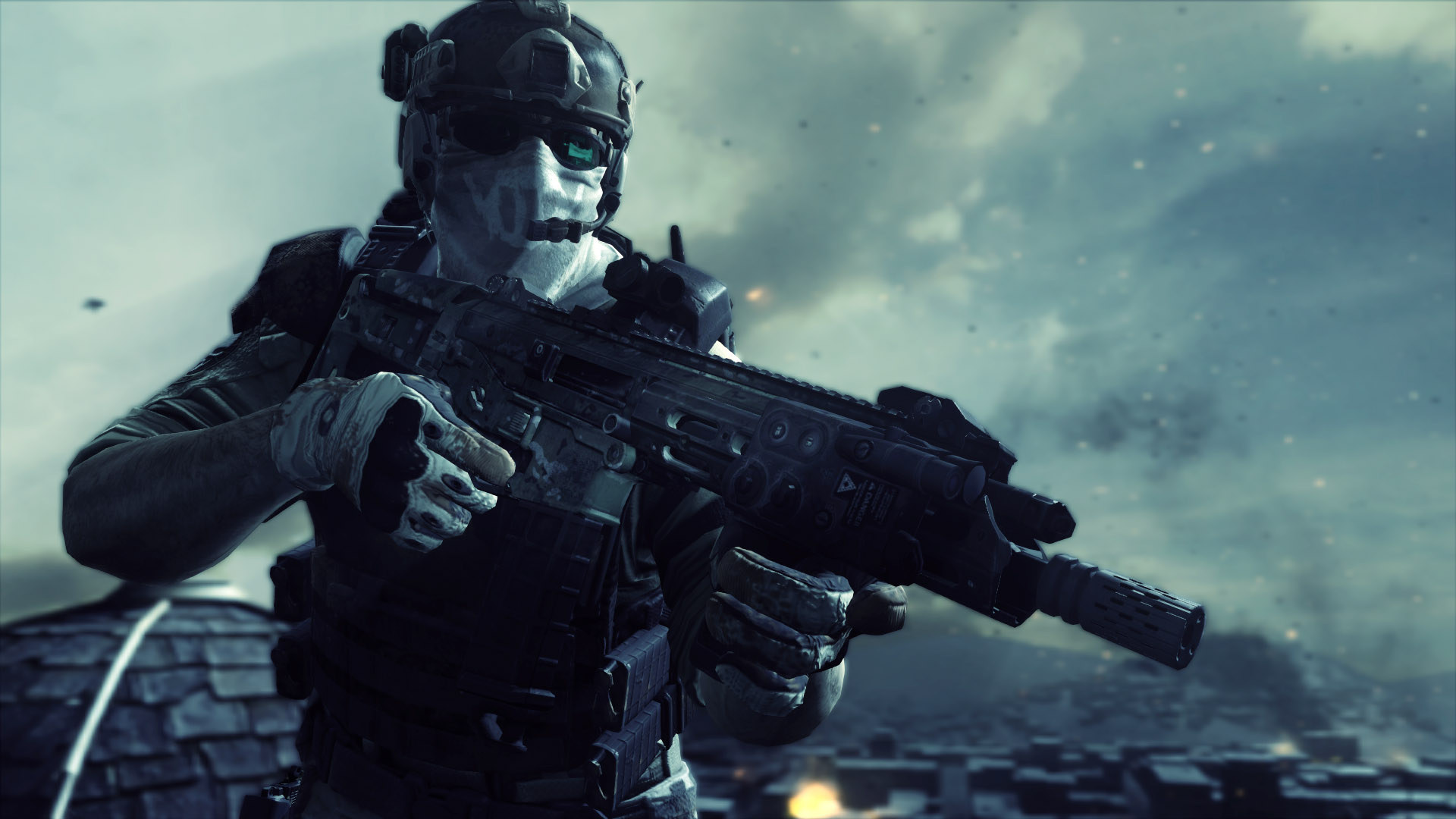 Ghost Recon: Future Soldier Review Gallery (360); Image 1