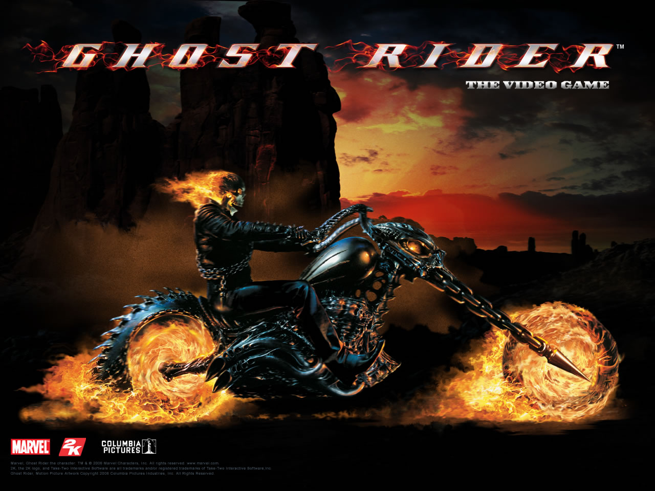 Ghost Rider Games