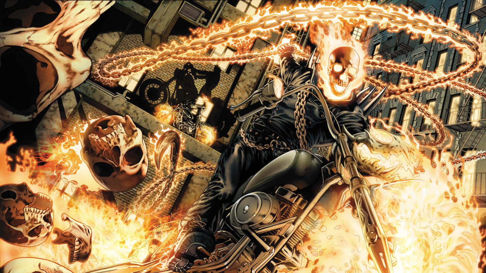 Ghost Rider wallpaper | 1920x1080 | #69825