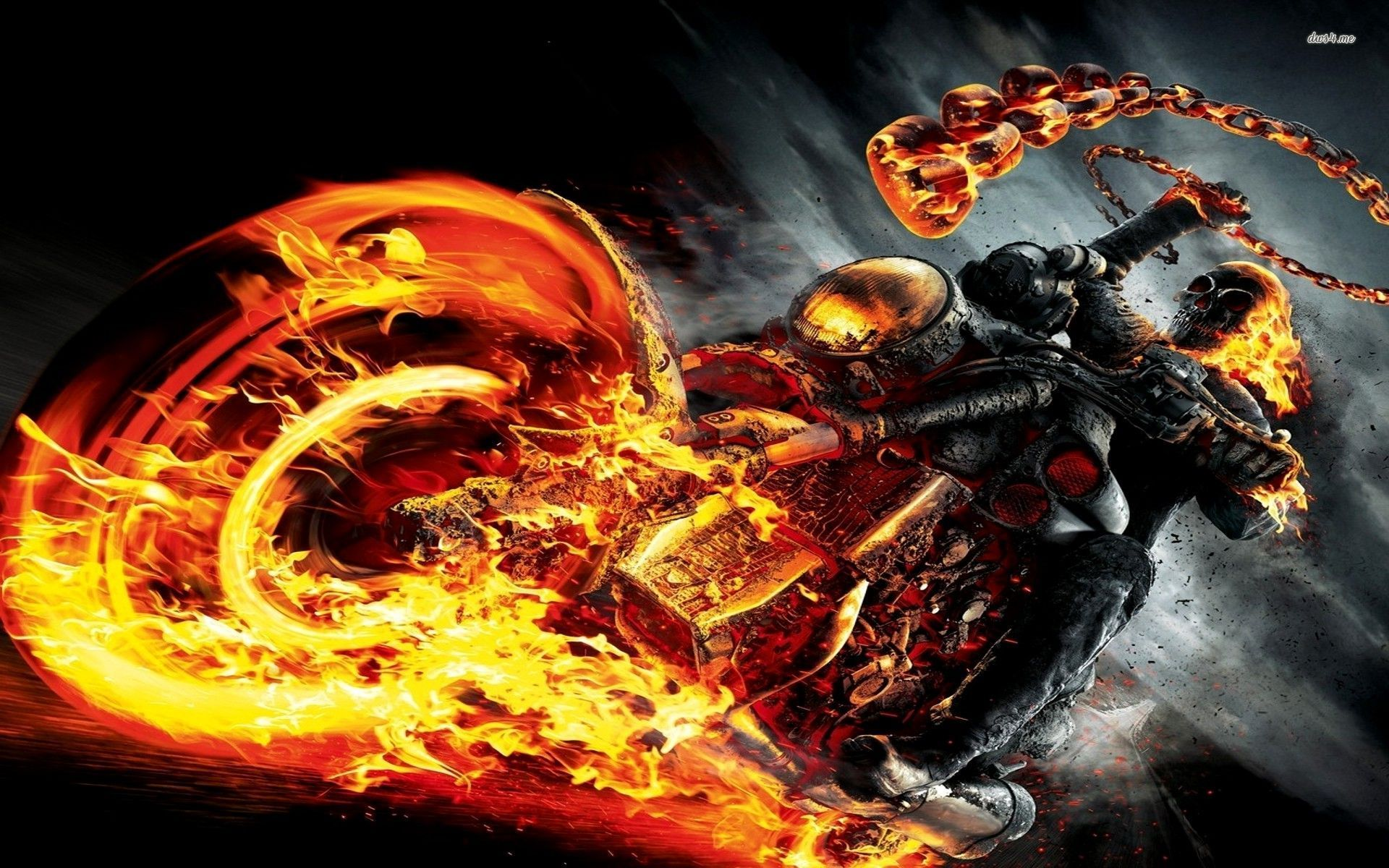 Wallpapers for Gt Ghost Rider Bike Wallpaper