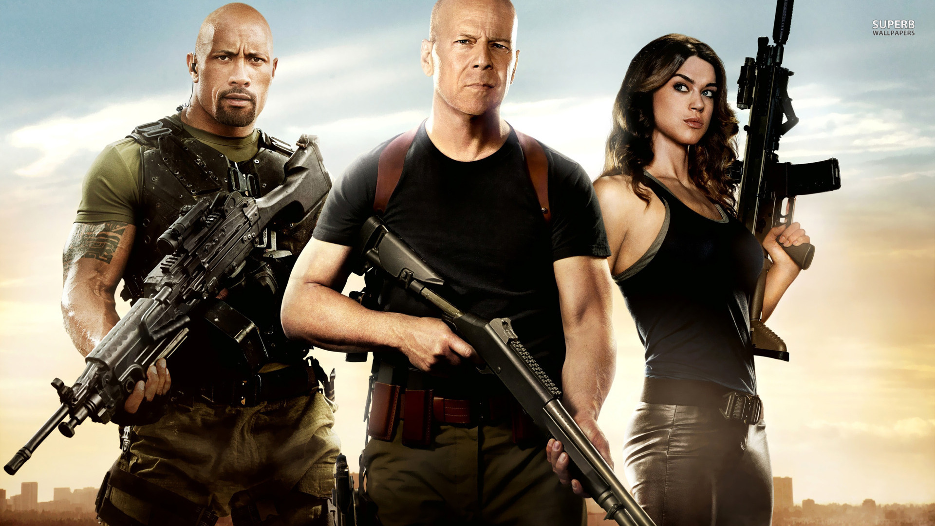 G.I. Joe: Retaliation wallpaper 1920x1080