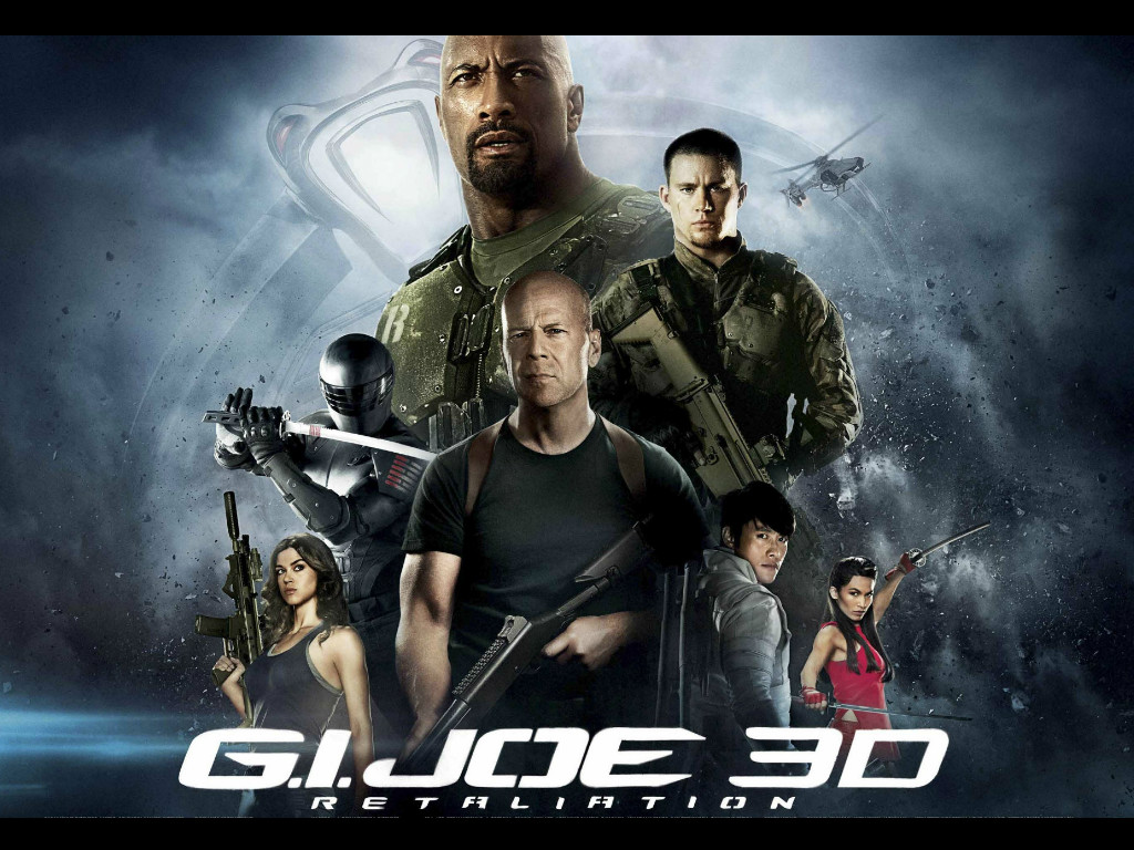 GI Joe Retaliation Wallpaper