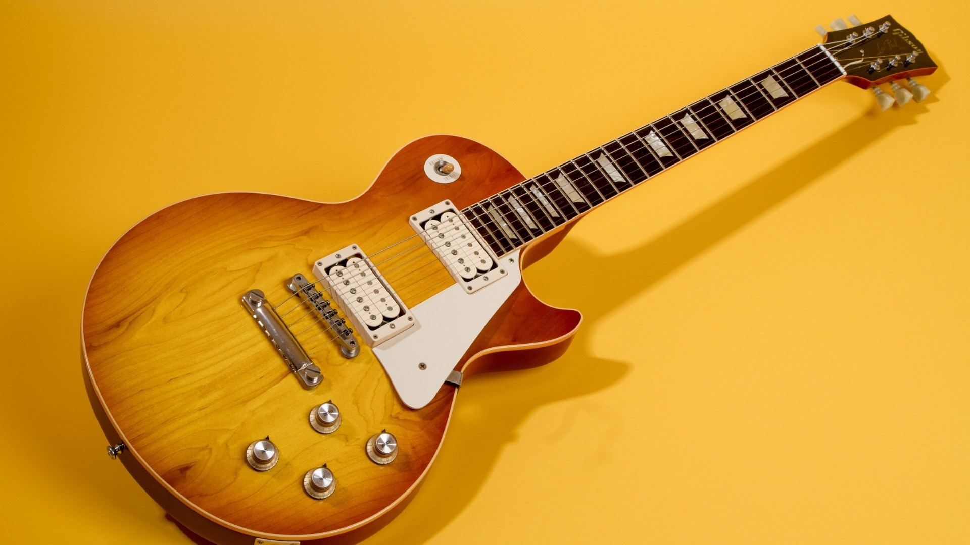 gibson guitars wallpaper