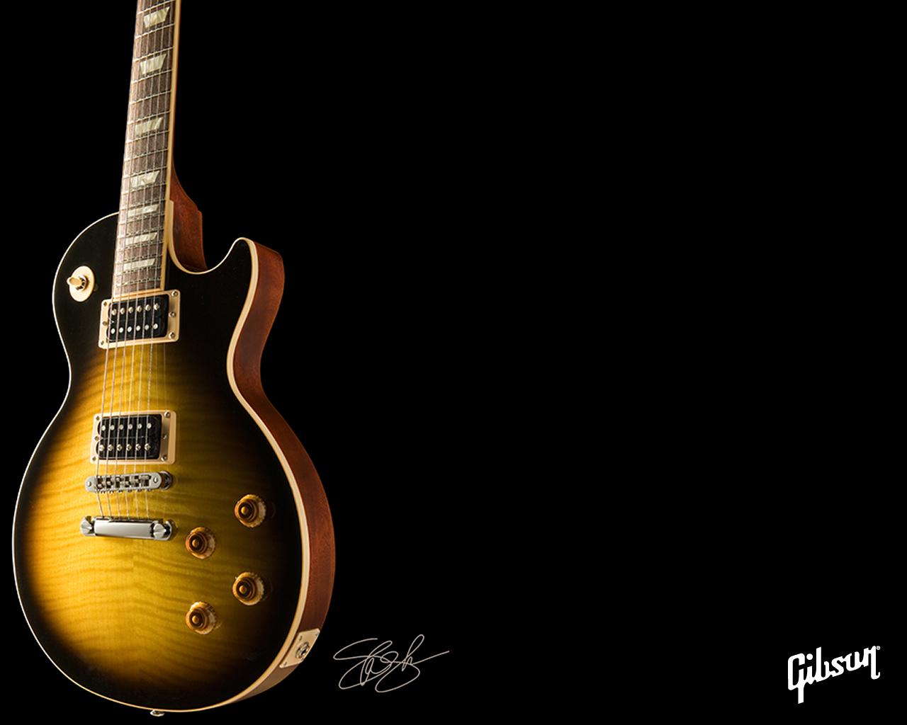 Gibson Wallpaper