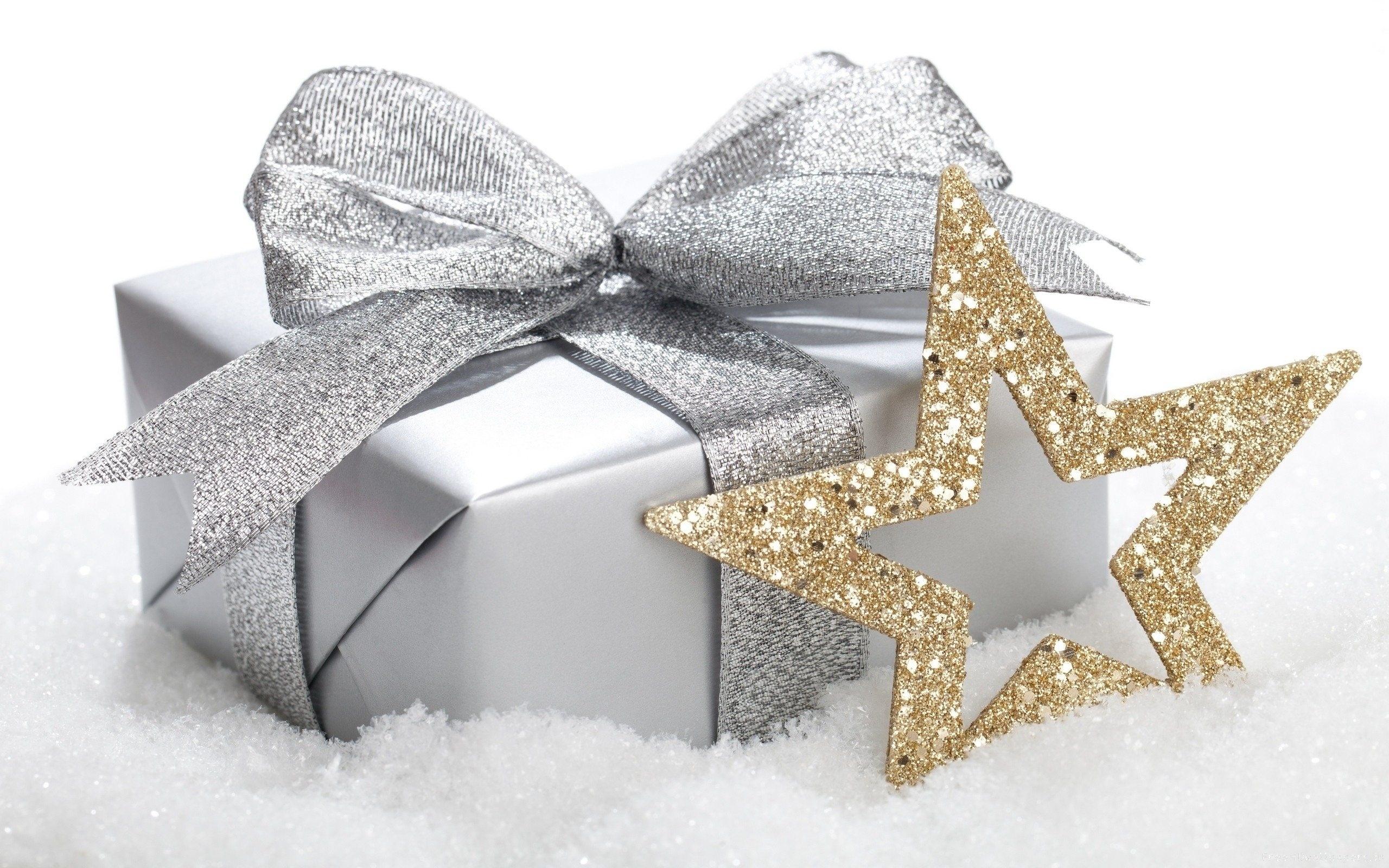 Free Gift Box Background