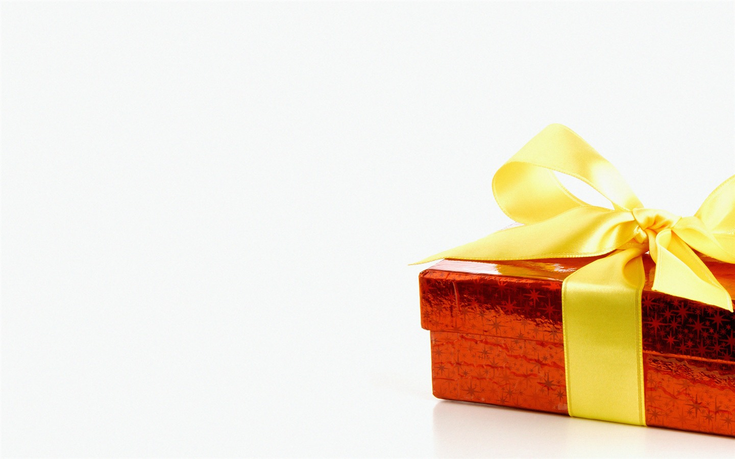 Gift Box Wallpaper