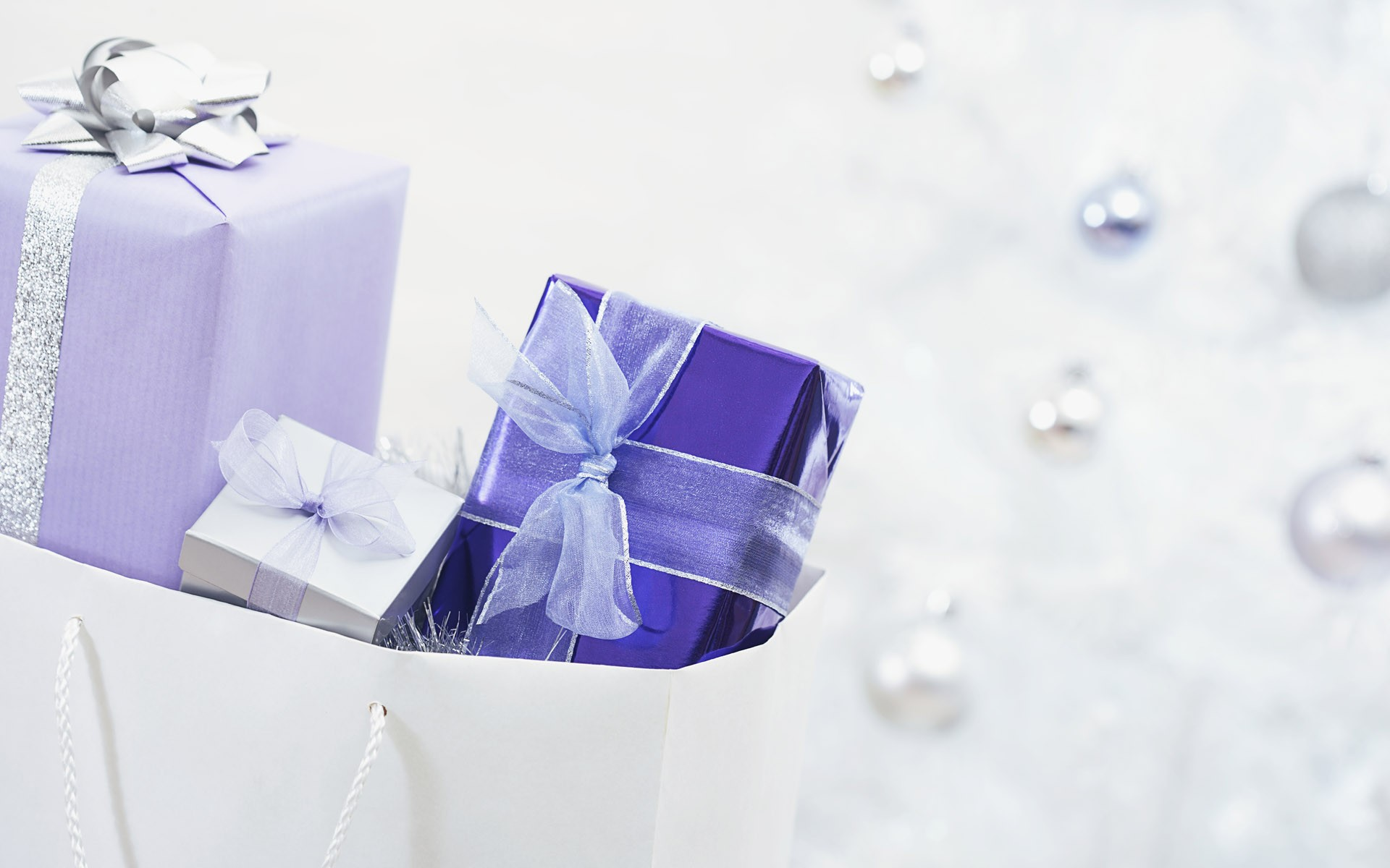 Gift Box Wallpaper