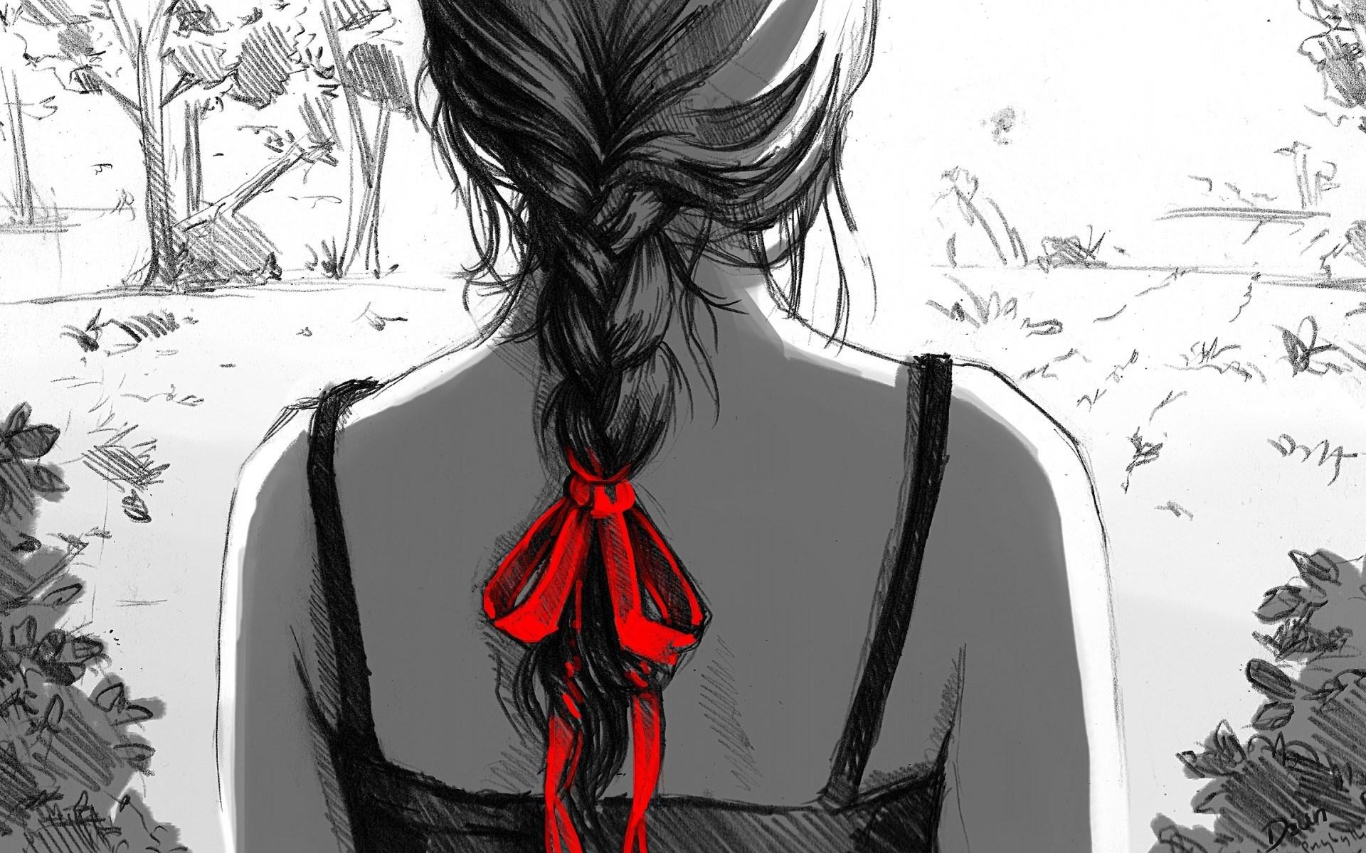 Girl Back Artwork