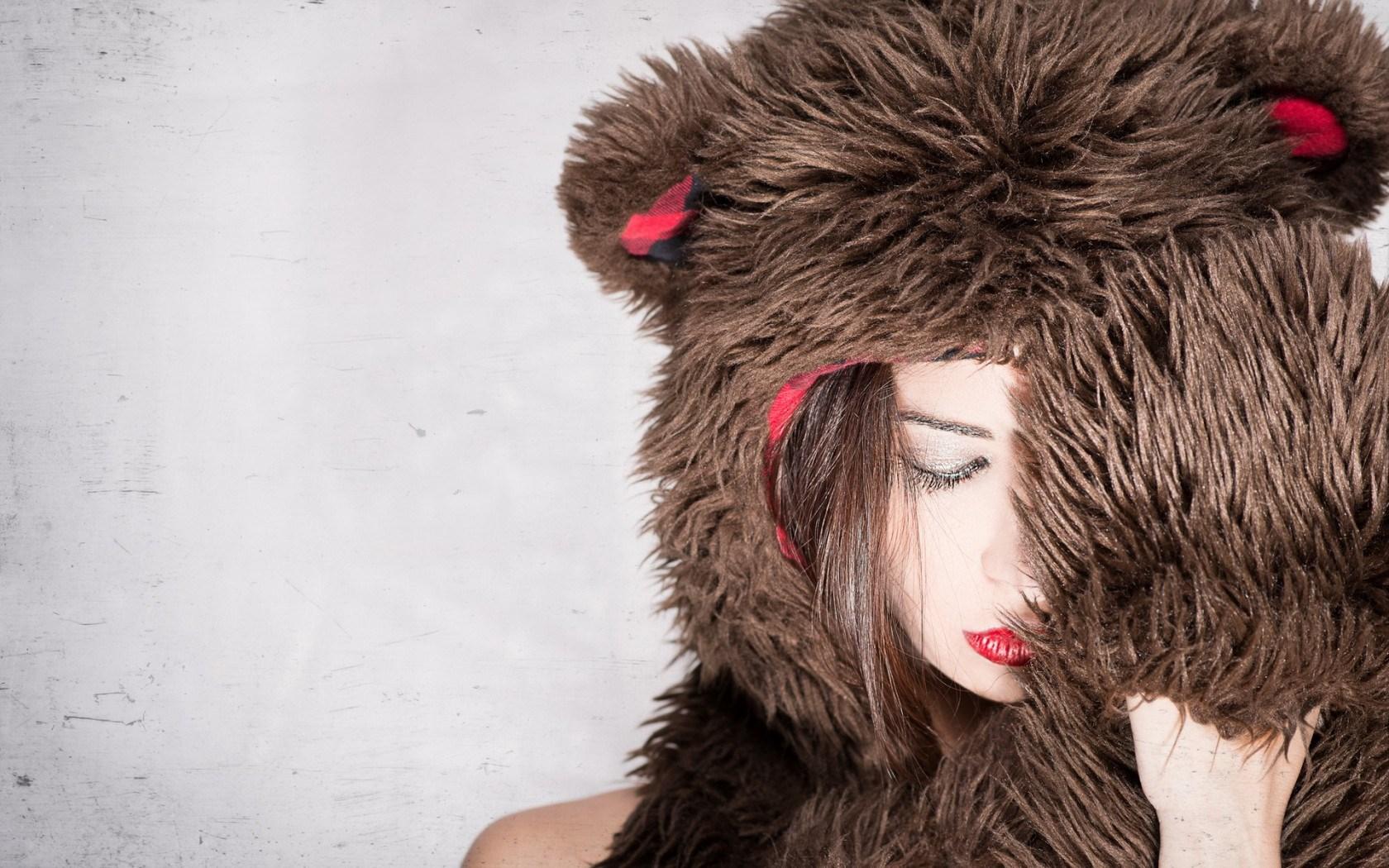 Girl Bear Fashion